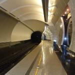 Москва-Сити - метро Международная-2