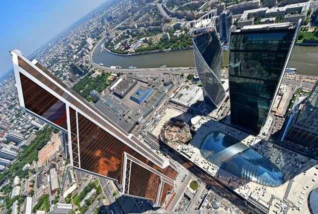 Москва-Сити новая башня