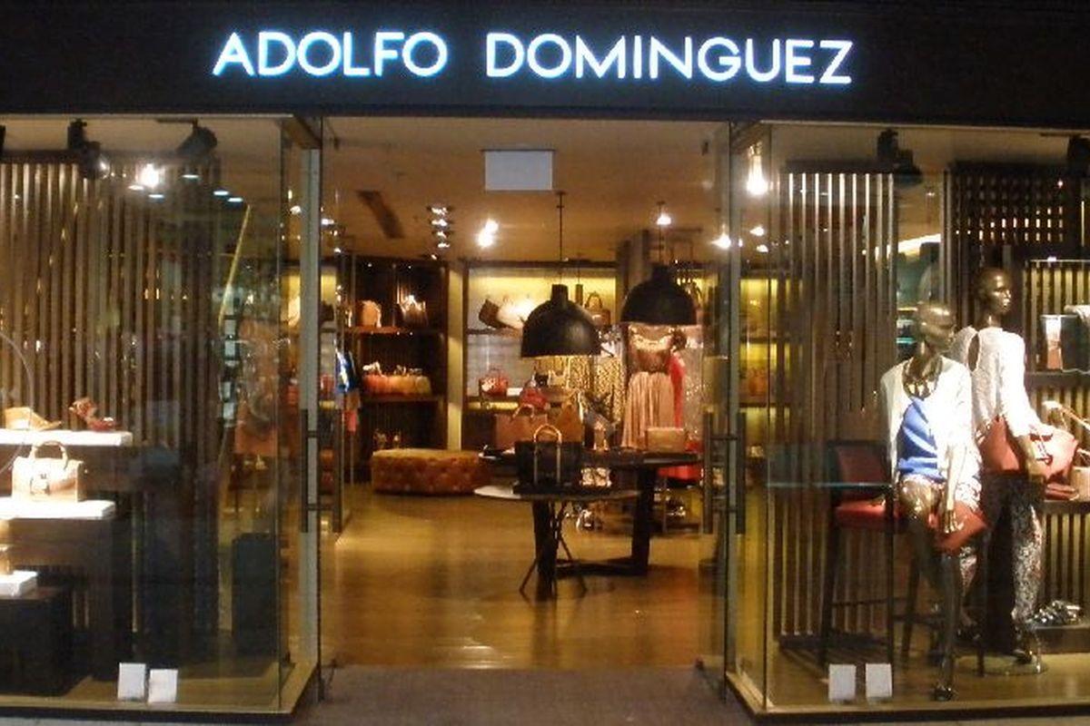 В ТРЦ Афимолл открылся бутик модной одежды Adolfo Dominguez