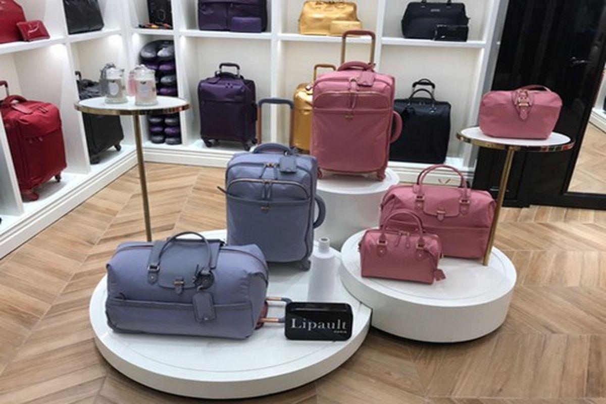 Магазин Lipault расположился в Афимолл
