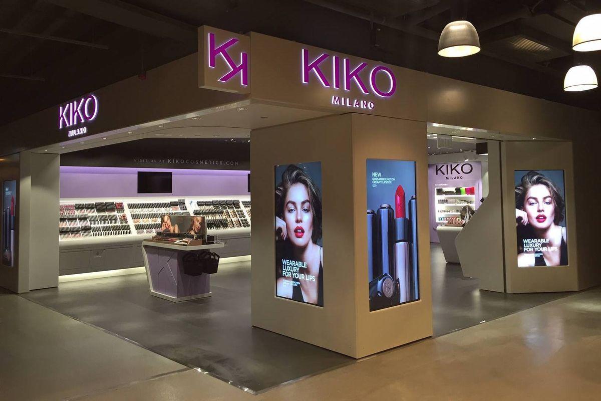 В Москва-Сити открылась сеть Kiko