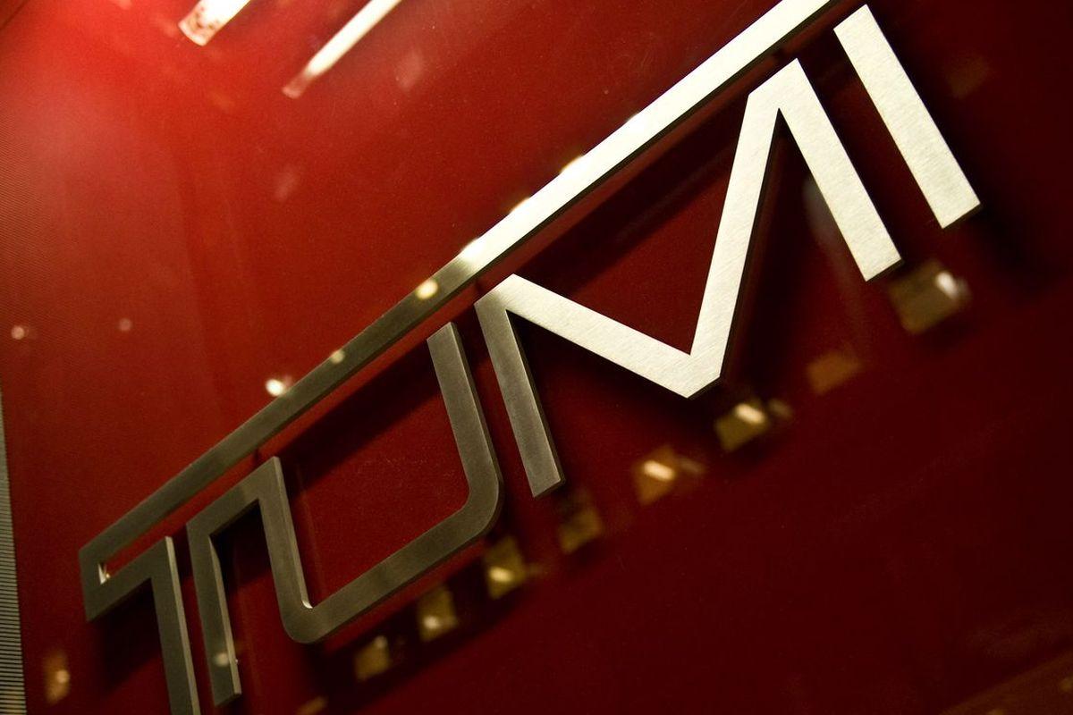 Магазин Tumi открылся в Москва-Сити